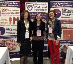 RPF Exhibit Booth at ACR 2012 Annual Meeting