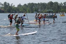 Paddleboarding Fundraiser to benefit the Rheumatoid Patient Foundation