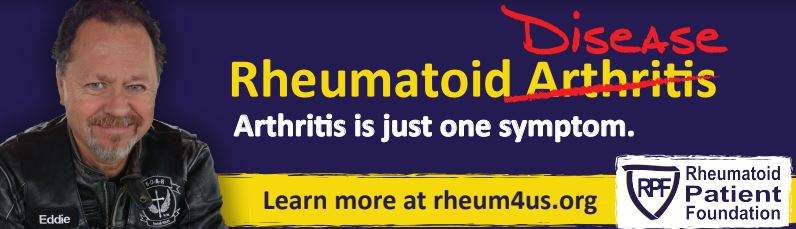Rheumatoid Arthritis Awareness Billboard for Rheumatoid Disease - Public Service Announcement Dallas Texas