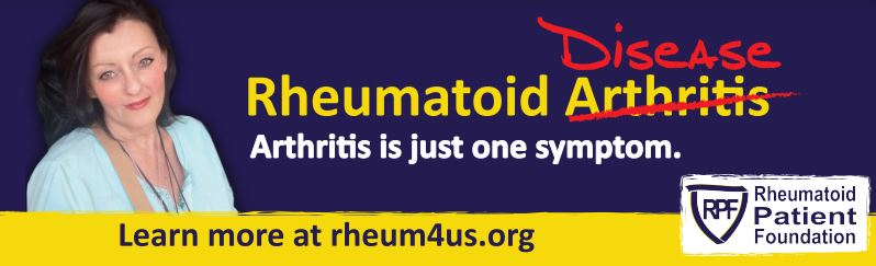 Rheumatoid Arthritis Awareness Billboard for Rheumatoid Disease - Public Service Announcement Kansas City