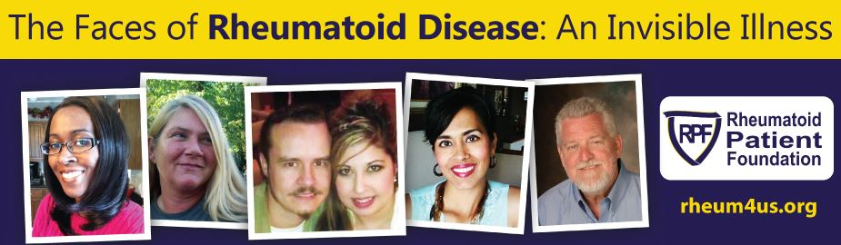 Rheumatoid Arthritis Awareness Billboard for Rheumatoid Disease - Public Service Announcement Orlando Florida