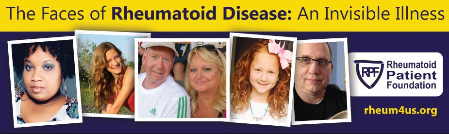 Rheumatoid Arthritis Awareness Billboard for Rheumatoid Disease - Public Service Announcement Seattle Washington